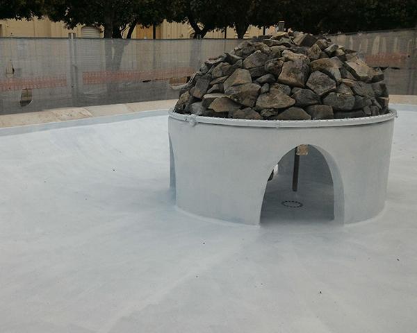 Vasca  Villa Comunale Gravina
